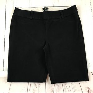 J. Crew City Fit Cropped Pants